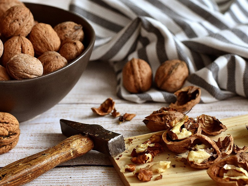 In praise of Walnut and Filberts