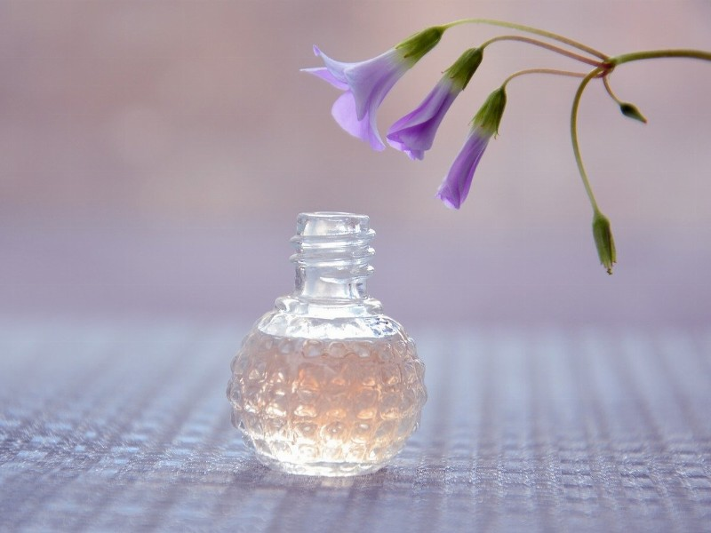 AT ARTICLE ON SCENT