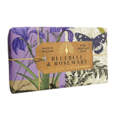 Bluebell & Rosemary Soap