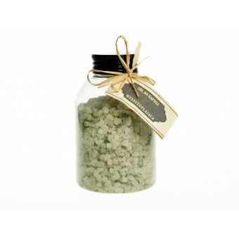 Green Clay/Algae Bath Salts 500ml