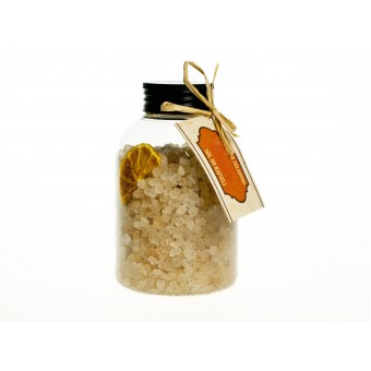 Orange/Cinnamon Bath Salts 500ml