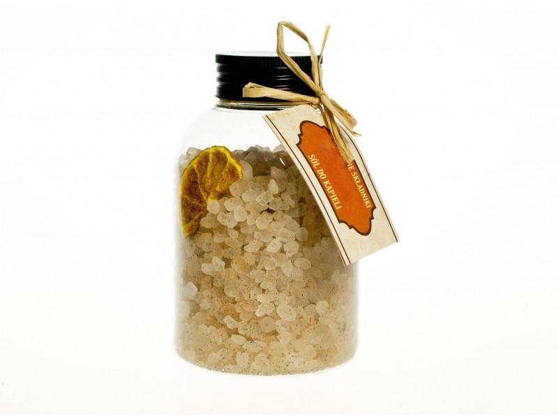 Orange/Cinnamon Bath Salts 500ml