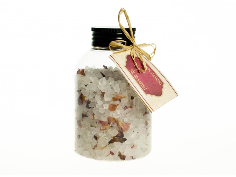 Rose Bath Salts 500ml