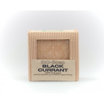 Bio Soap - Blackcurrant