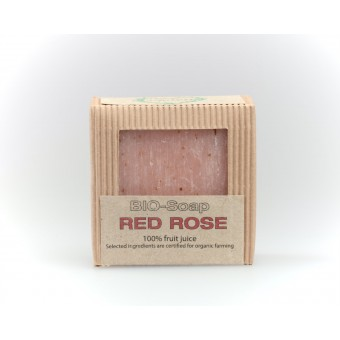 Bio Soap - Red Rose