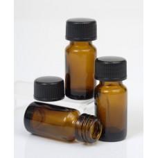 10ml Amber Glass Bottle