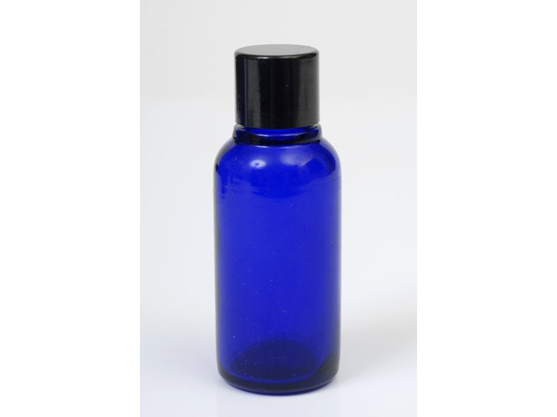 10ml Blue Lake Glass Bottle