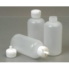 125ml Squeezy Opaque Plastic Bottle