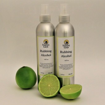 Sanitiser + with Lime - 300ml