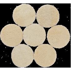 Natural Loofah Discs