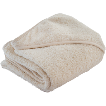 Organic Cotton Baby Hooded Towel 80 x 80