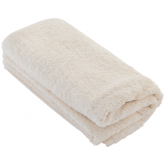 Natural Organic Cotton Bath Towel 70 x 140cm
