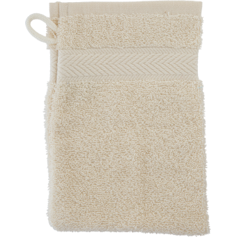 Organic Cotton Towelling Bath Mitt