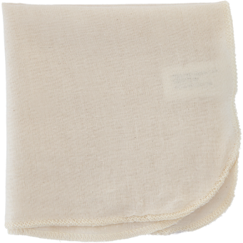 Organic Muslin Cloth - Cream