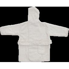 Organic Cotton Baby Robe (0-2years)