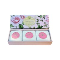 Summer Rose - Gift Box Hand Soap