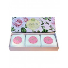 Summer Rose - Gift Box Hand Soap