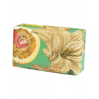 Grapefruit and Lily - Royal Botanical Soap
