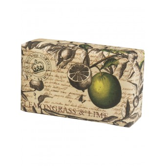 Lemongrass and Lime - Royal Botanical Soap