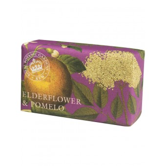 Elderflower and Pomelo -  Royal Botanical Soap