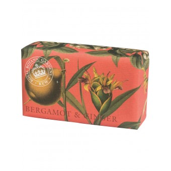 Bergamot and Ginger - Royal Botanical Soap