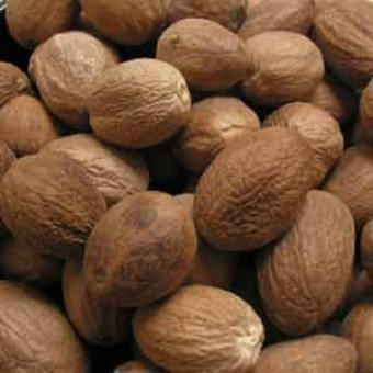 Nutmeg Essential Oil (Myristica fragans)