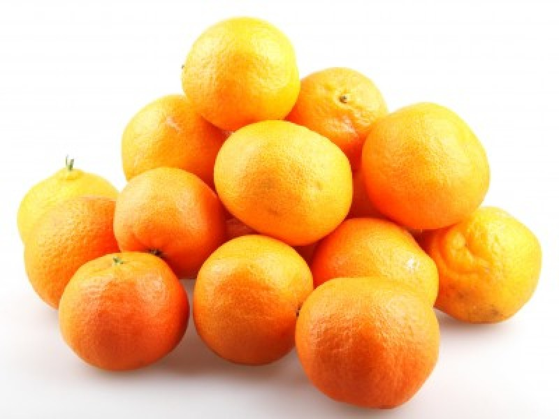 Mandarin Yellow Essential Oil (Citrus reticulata)