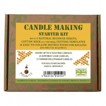 Candle Rolling Tin Kit