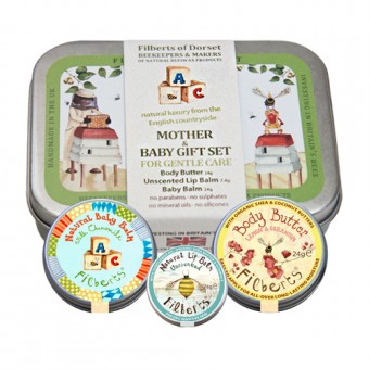 Mother & Baby Gift Tin