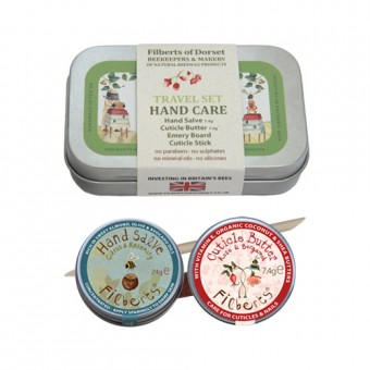 Hand Care Travel Gift Tin