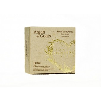 Face Cream Argan & Goats