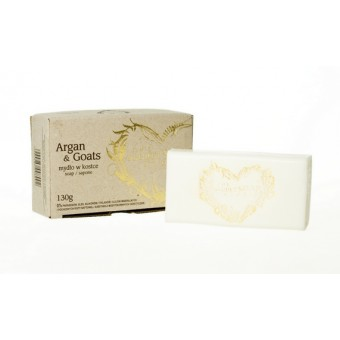 Soap Argan & Goats