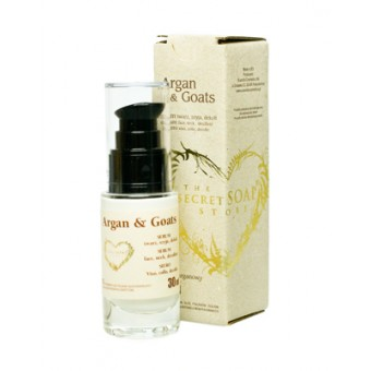 Argan Lifting Serum - Argan & Goats