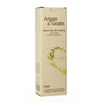 Face Mask Argan & Goats