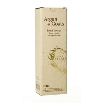 Hand Cream Argan & Goats