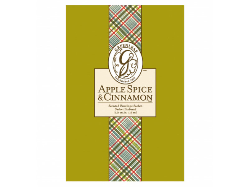 Apple Spice and Cinnamon