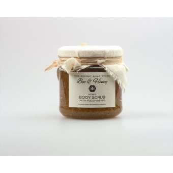 Bee  & Honey Body Scrub