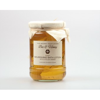 Bee & Honey Nourishing Bath Lotion