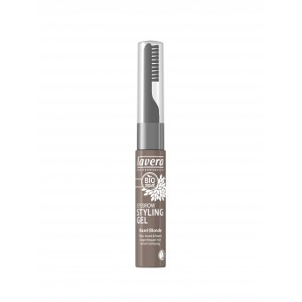 Organic Eyebrow Styling Gel- Hazel Blonde