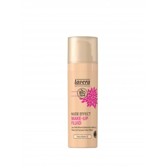 Nude Effect Make Up Fluid - Ivory Nude 02 - 30ml