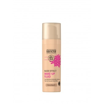 Nude Effect Make Up Fluid -Honey Beige 04 - 30ml