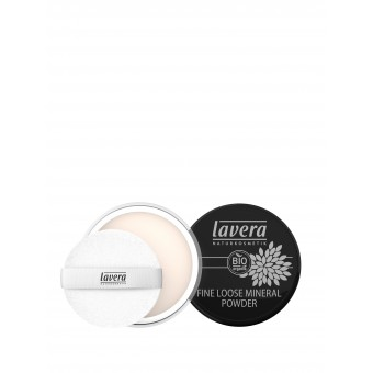 Natural Fine Loose Mineral Powder 8g