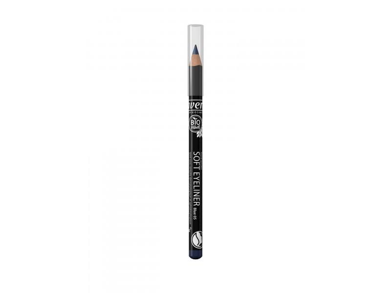 Organic Soft Eyeliner Pencil- Blue 05