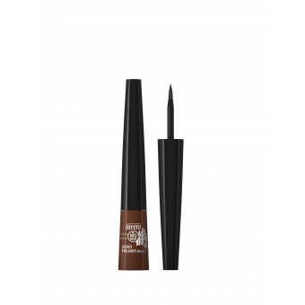 Organic Liquid Eyeliner- Brown 02