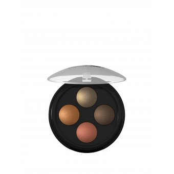 Illuminating Eyeshadow Quattro- Indian Dream 03