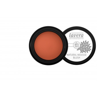 Natural Mousse Blush - Soft Cherry 02 - 4g