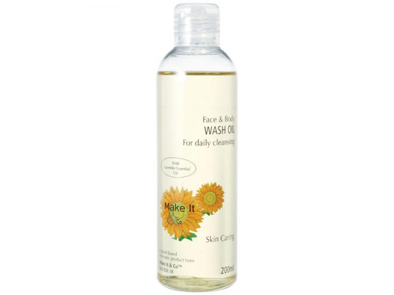 Lavender Face & Body Wash Oil