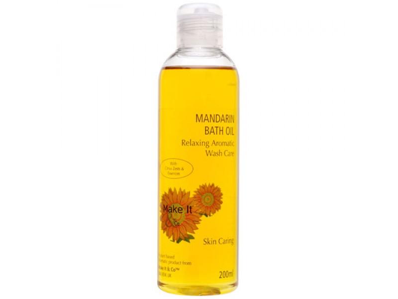 Mandarin Bath Oil