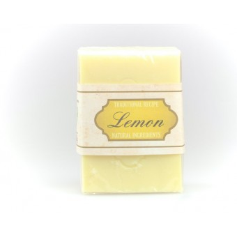Lemon Natural Soap