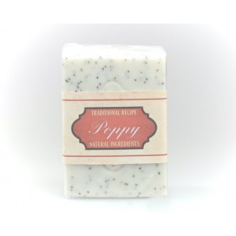 Poppy Natural Soap